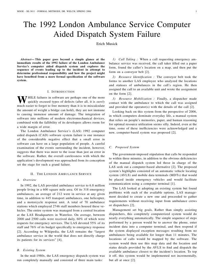 MSOE - SE-3811 - FORMAL METHODS, DR. WELCH, SPRING 2006                                                                   ...