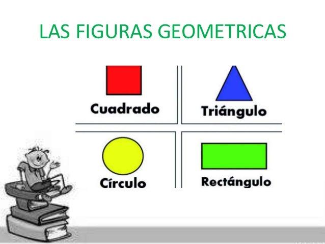 Las figuras geometricas for Las formas geometricas