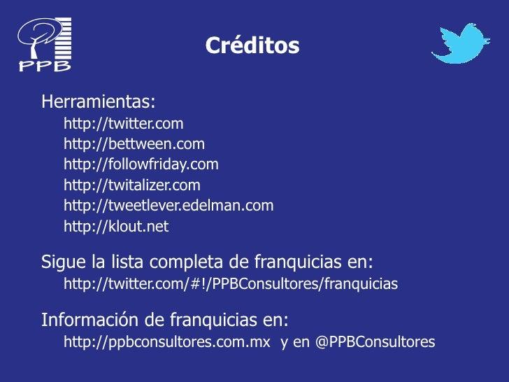 lista de franquicias las franquicias de m 233 xico en twitter - photo#15