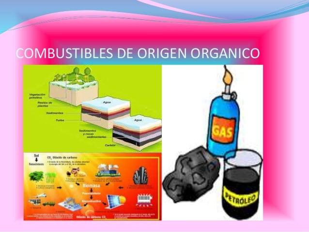 Resultado de imagen para combustible organico