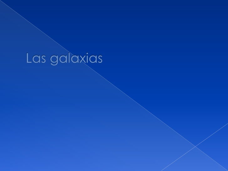    (E0-7): Galaxia con forma de elipse. Pueden ser nombradas desde E0    hasta E7, donde el número significa cuán ovalada...