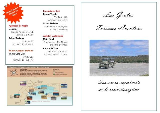 sy         ne       io os                    Las Grutas    cc ire léfonD e   T tiles       ú                 Turismo Avent...