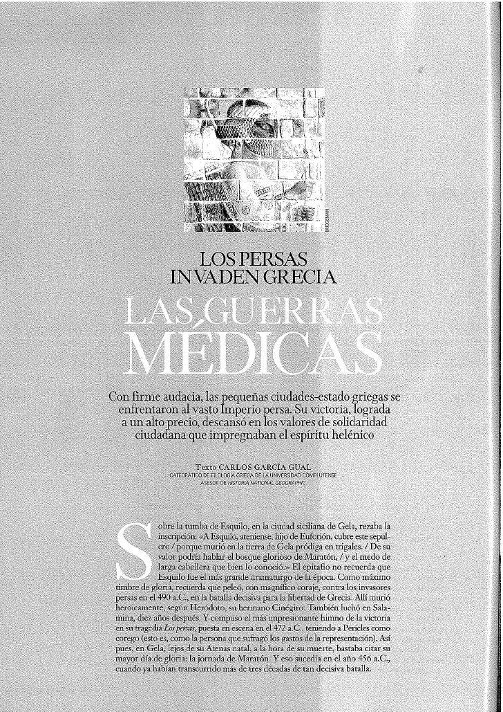 Las Guerras Médicas