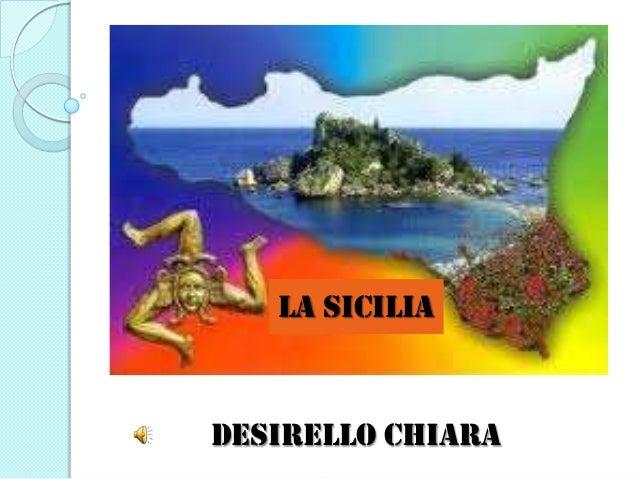 Desirello ChiaraLa Sicilia