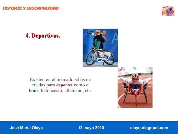 La silla con ruedas en situaciones de discapacidad - Deportes en silla de ruedas ...