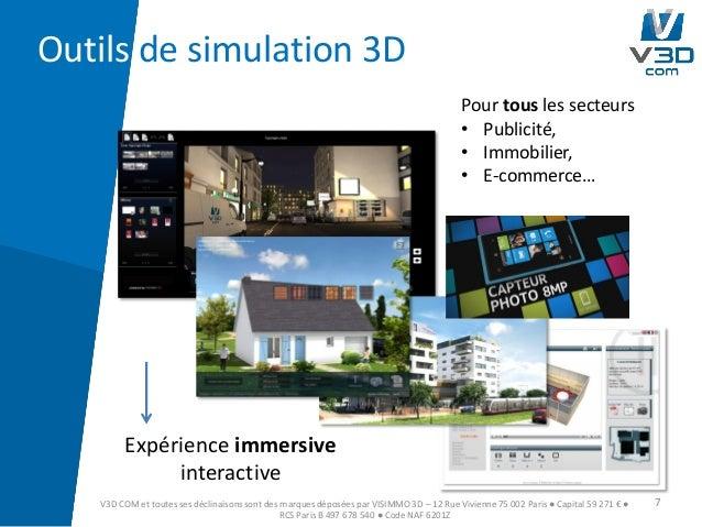 la simulation 3d au service du marketing et de la vente. Black Bedroom Furniture Sets. Home Design Ideas