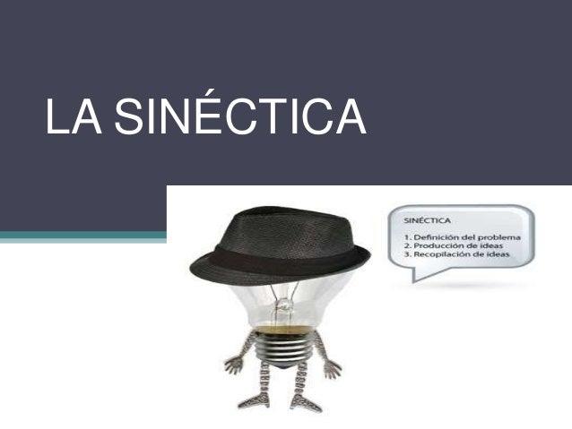LA SINÉCTICA