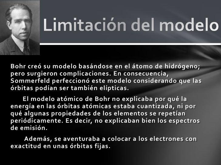 Como es el modelo atomico de bohr yahoo dating