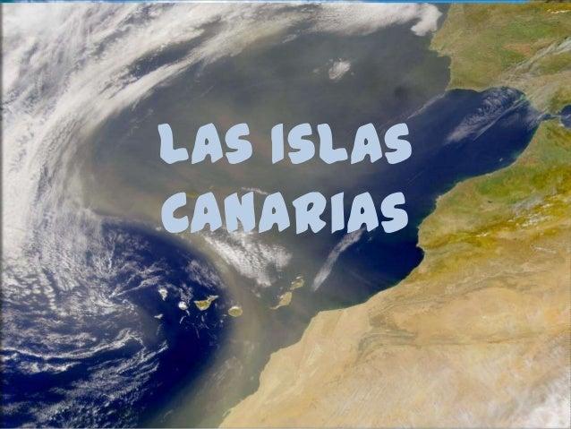 Las IslasCanarias