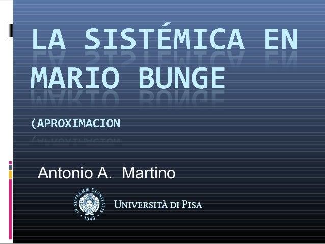 Antonio A. Martino