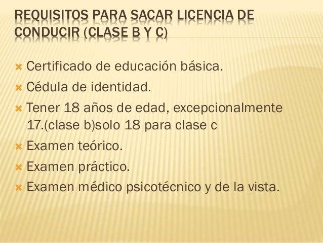 Licencia De Conducir: Modelo De La Carrocería: Diciembre 2016
