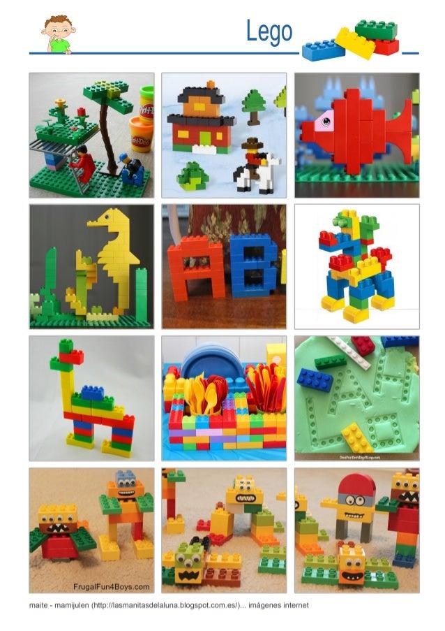 LEGO - construcciones básicas