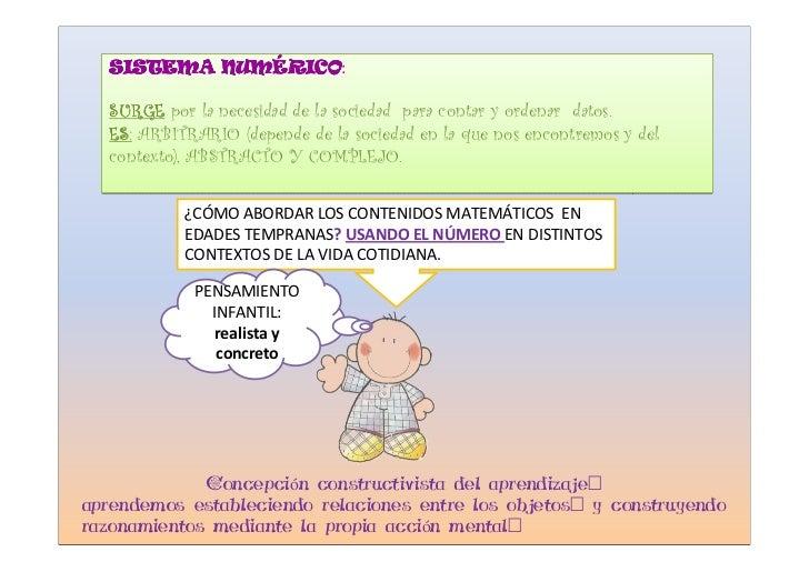 NUMÉRICO   SISTEMA NUMÉRICO:    SURGE por la necesidad de la sociedad para contar y ordenar datos.   ES:   ES ARBITRARIO (...