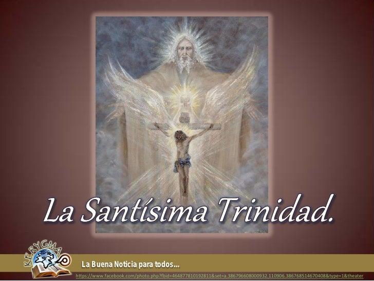 La Buena Noticia para todos…https://www.facebook.com/photo.php?fbid=464877810192811&set=a.386796608000932.110906.386768514...