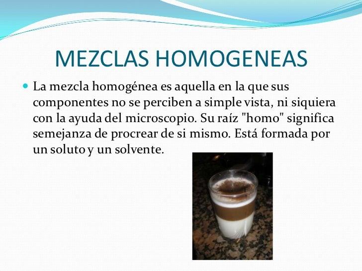 Las Mezclas