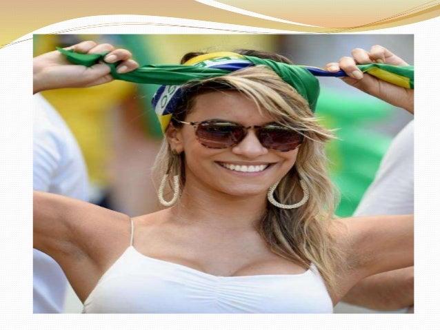 Las más bellas del mundial Brasil 2014 Slide 2