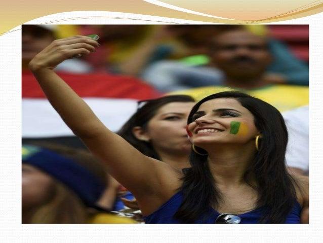 Las más bellas del mundial Brasil 2014 Slide 3