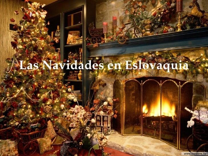 Las Navidades en Eslovaquia