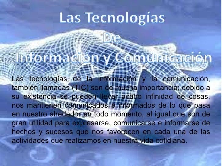 NuevasTecnologias Slide 2