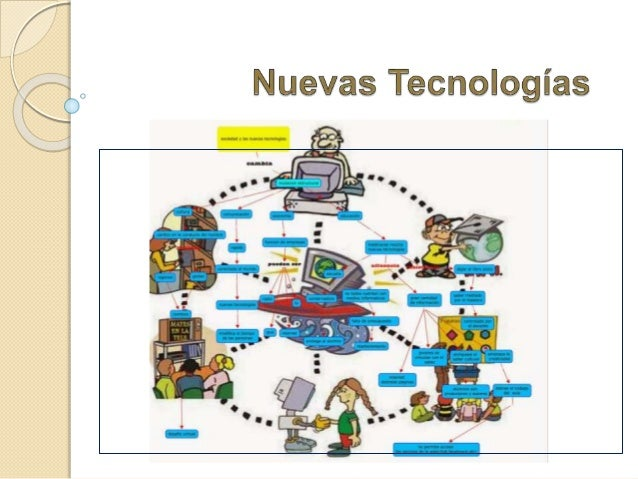 Qué son las Nuevas Tecnologías Son una serie de nuevos medios que van desde los hipertextos, los multimedias, Internet, la...