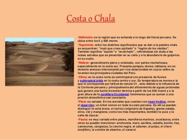 Las ocho regiones naturales del perú Slide 2