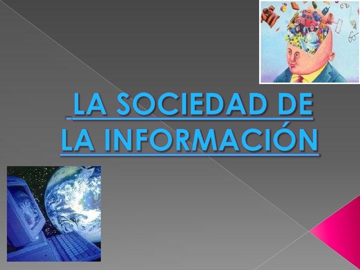 1. Sociedad, Tecnología e                Hipermedios   Sociedad:    Es un sistema dinámico    excepcionalmente    complej...