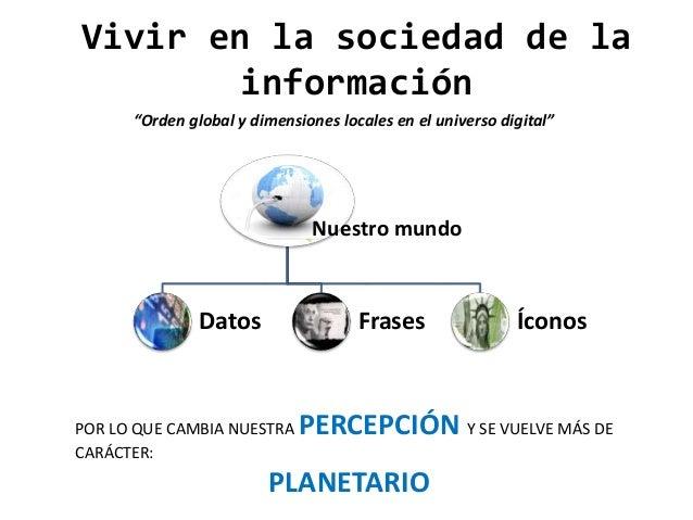 La sociedad de la informacion Slide 2
