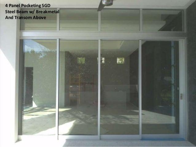 ... Awnings \u0026Hinged Doors; 2. & Fleetwood Sliding Glass Doors Ft Lauderdale