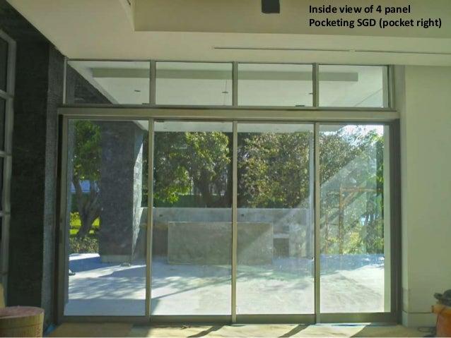 Fleetwood sliding glass doors ft lauderdale for 4 ft sliding patio doors
