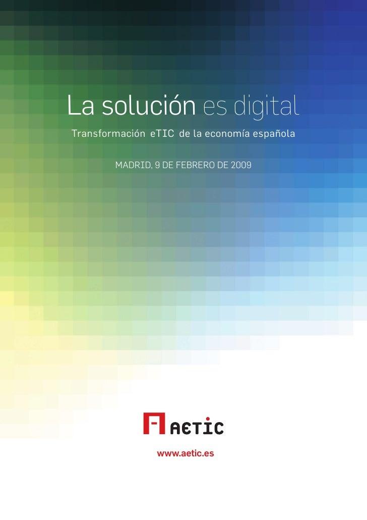 La solucion digital