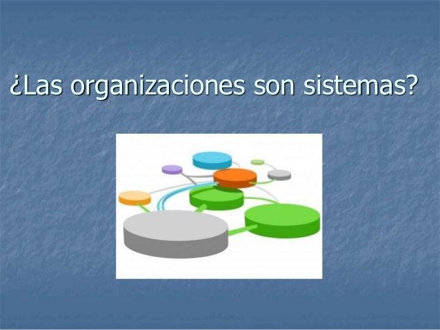Las organizaciones sociales Slide 3