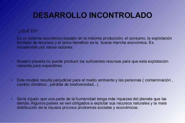 La sostenibilidad Slide 3