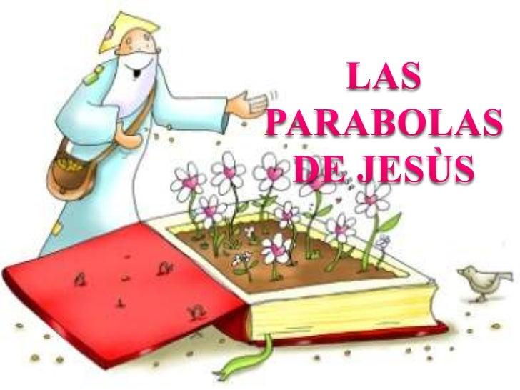 Resultado de imagen para Las parábolas