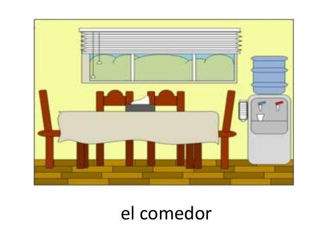 Las partes de la casa - La cocina en casa ...