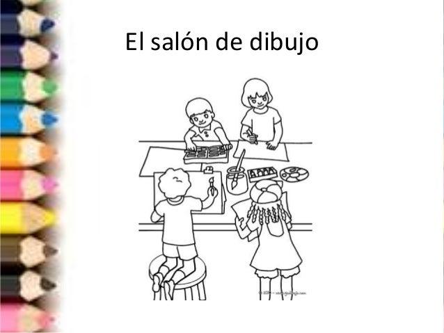 Las partes de la escuela