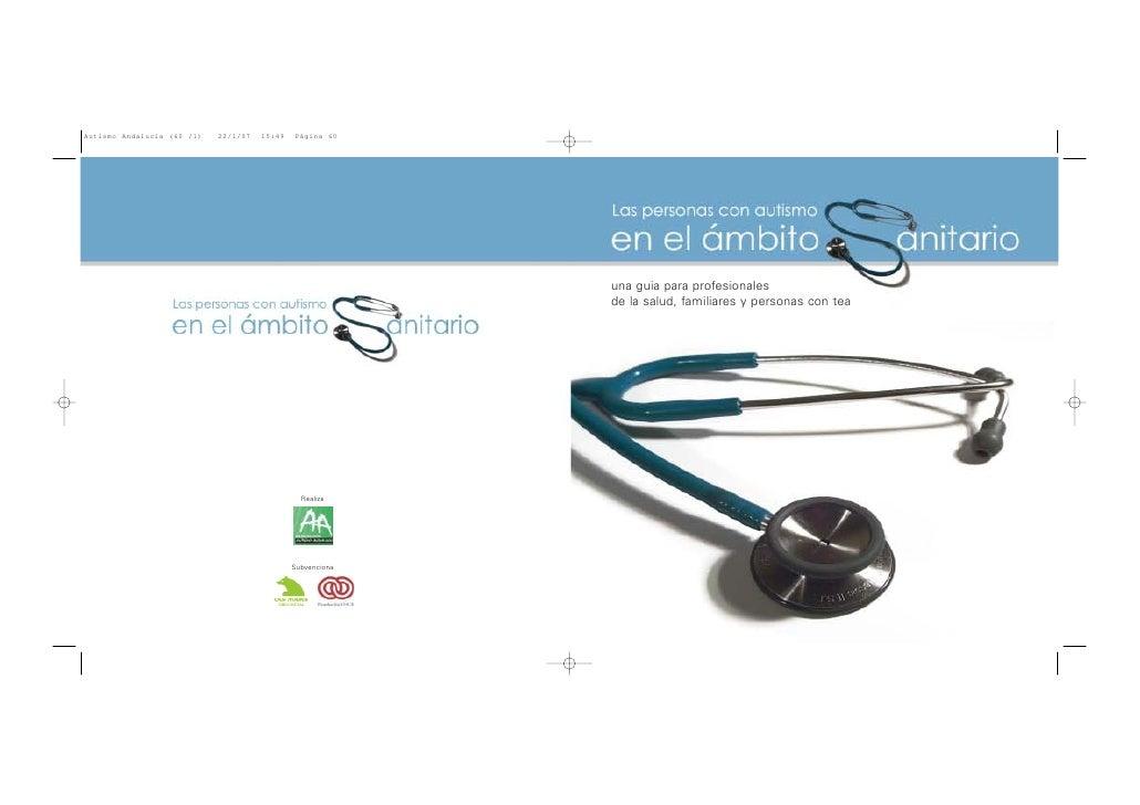 una guia para profesionales               de la salud, familiares y personas con tea       Realiza     Subvenciona