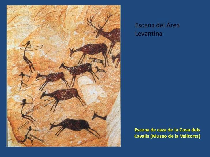 No son realistas como las de Altamira sino que son más esquemáticas, estilizadas y más abstractas.