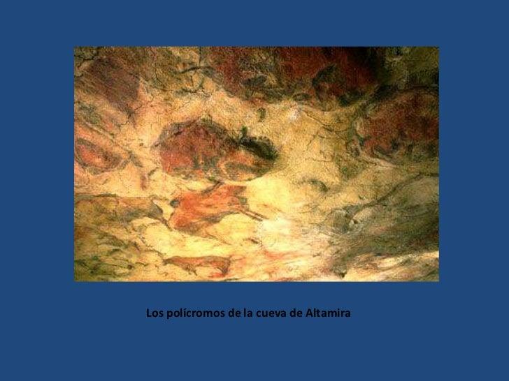 CUEVAS DE ALTAMIRA<br />El Museo de Altamira es un centro para la conservación, la investigación y la difusión de la Cueva...