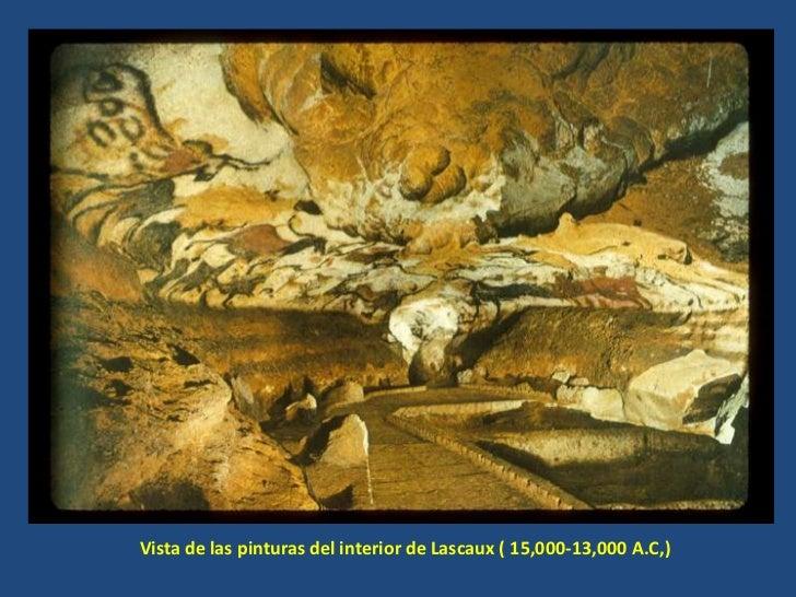 Los polícromos de la cueva de Altamira<br />