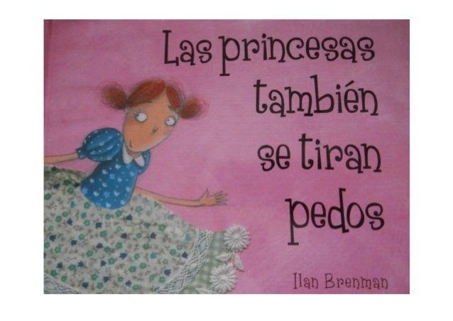 Las princesas tambien se tiran pedos
