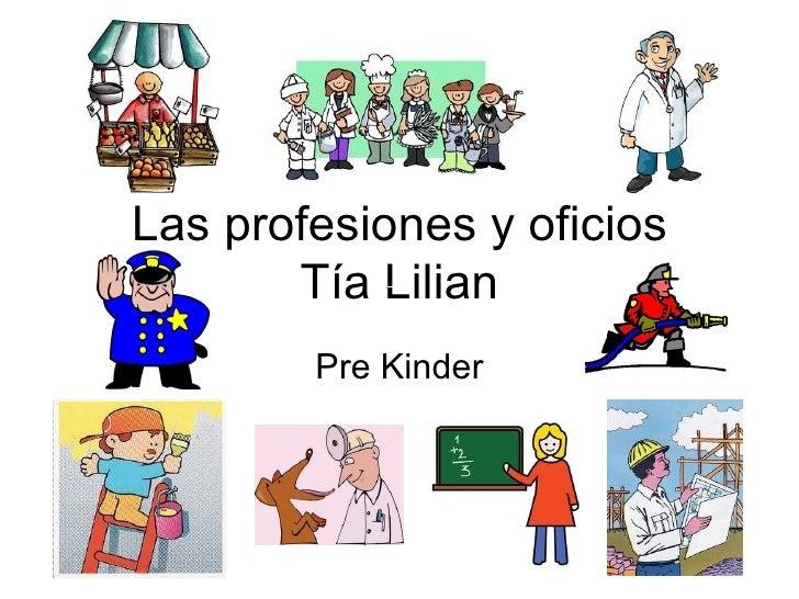 Las profesiones y oficios for Jardinero definicion