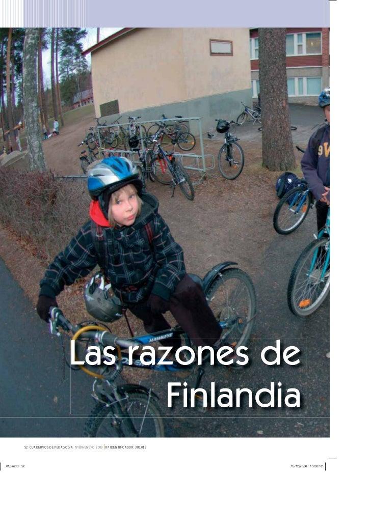 Las razones de                                JOSÉ RAMÓN DÍAZ DE GEREÑU                                                   ...