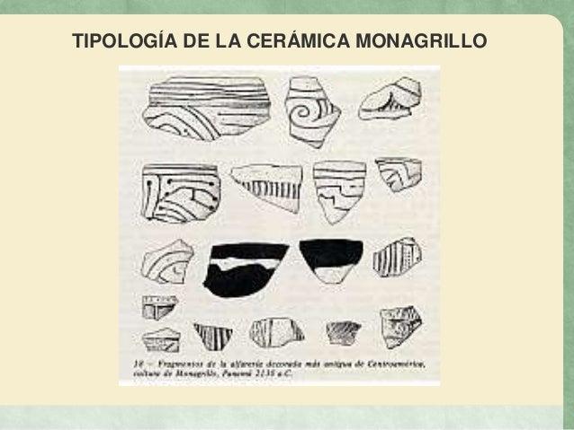 Las reas culturales en panam for Origen de la ceramica
