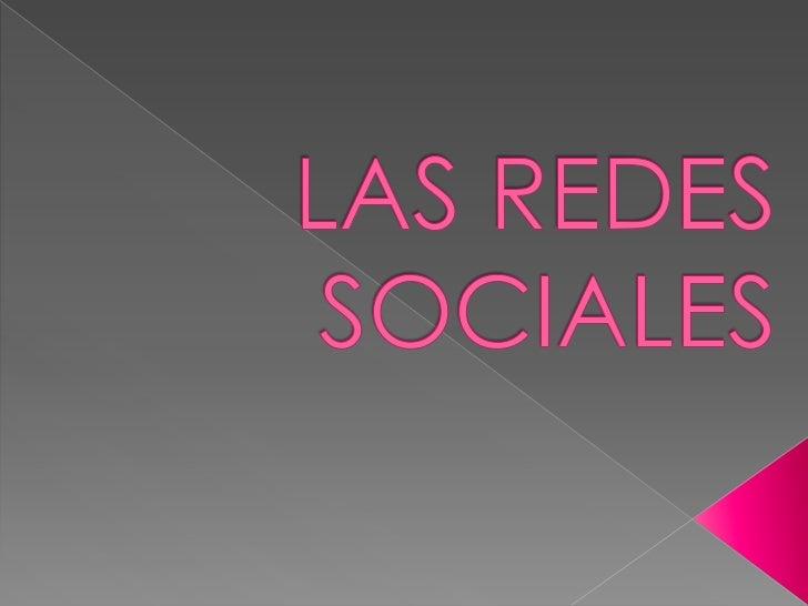 Las redes sociales actualmente se hanconvertido en uno de los principalesmedios de comunicación; y a pesar detener muchas ...
