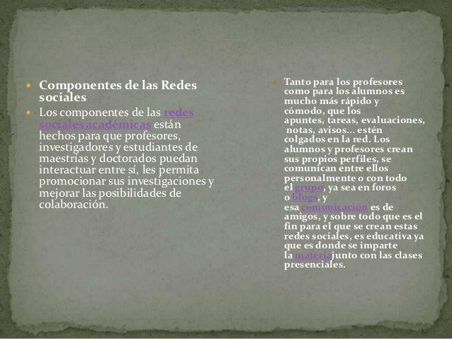 LAS REDES SOCIALES  GBI  Slide 2