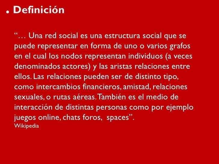 Las Redes Sociales V.2 Slide 2