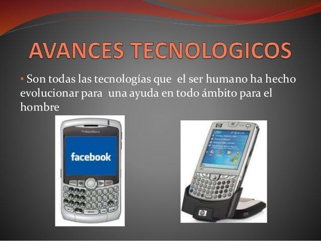 inventos tecnologicos sociales