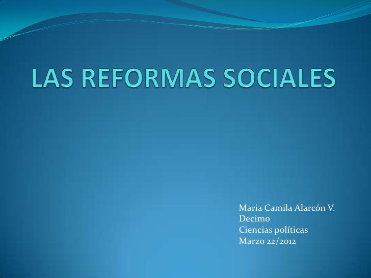 Maria Camila Alarcón V.DecimoCiencias políticasMarzo 22/2012
