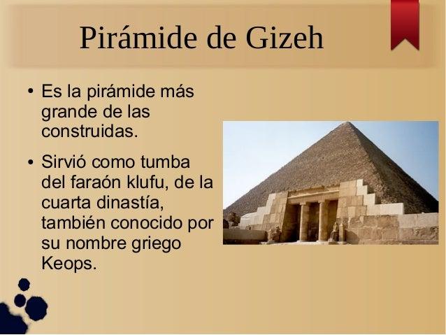 Las siete maravillas del mundo antiguo Slide 2