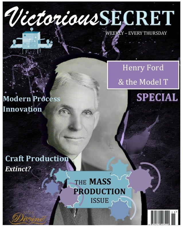 Victorious                               WEEKLY – EVERY THURSDAY                                    Henry Ford...